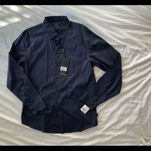 7 Diamonds Collection BNWT button up casual dressy